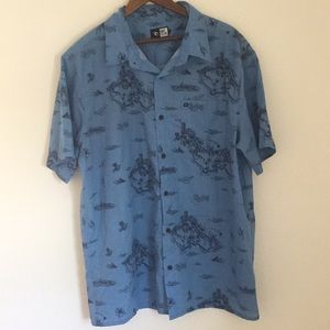 Rip Curl Hawaiian Shirt